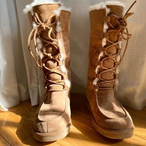 UGG Uptown II Genuine Shearling Lined Boot